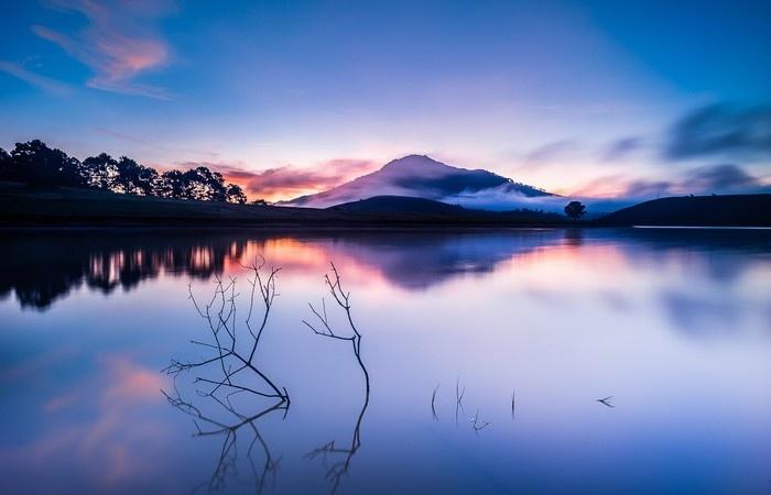 Lãng mạn với bãi Độc Mộc - hồ Dankia - Suối Vàng, Đà Lạt