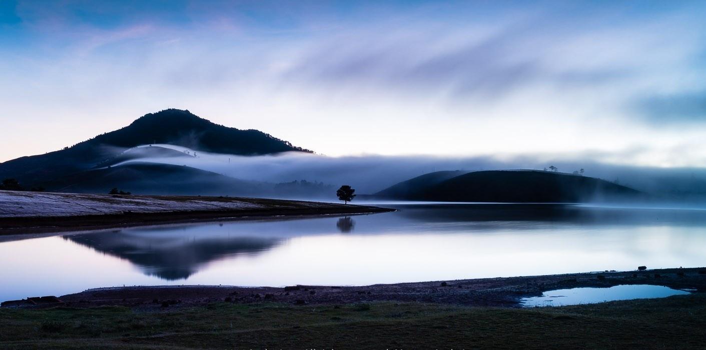 Chốn thần tiên hồ Dankia - hồ Suối Vàng