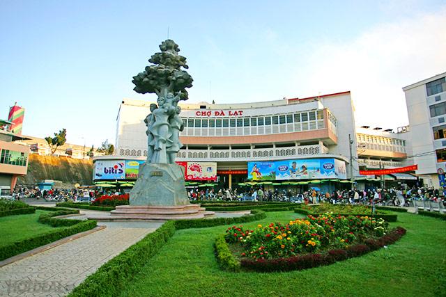 Khách sạn gần chợ đêm Đà lạt