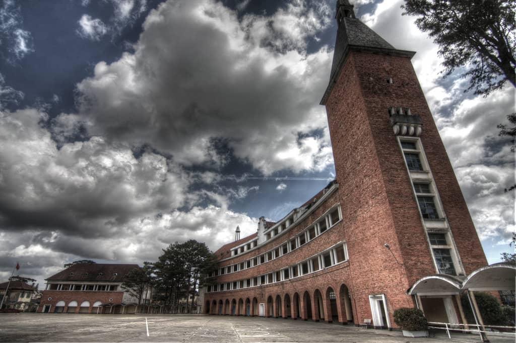 Cao đẳng sư phạm Đà Lạt – vẻ đẹp cổ kính của châu Âu