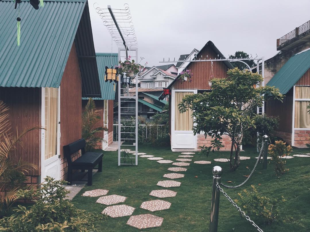 Ngôi nhà trên đồi gió