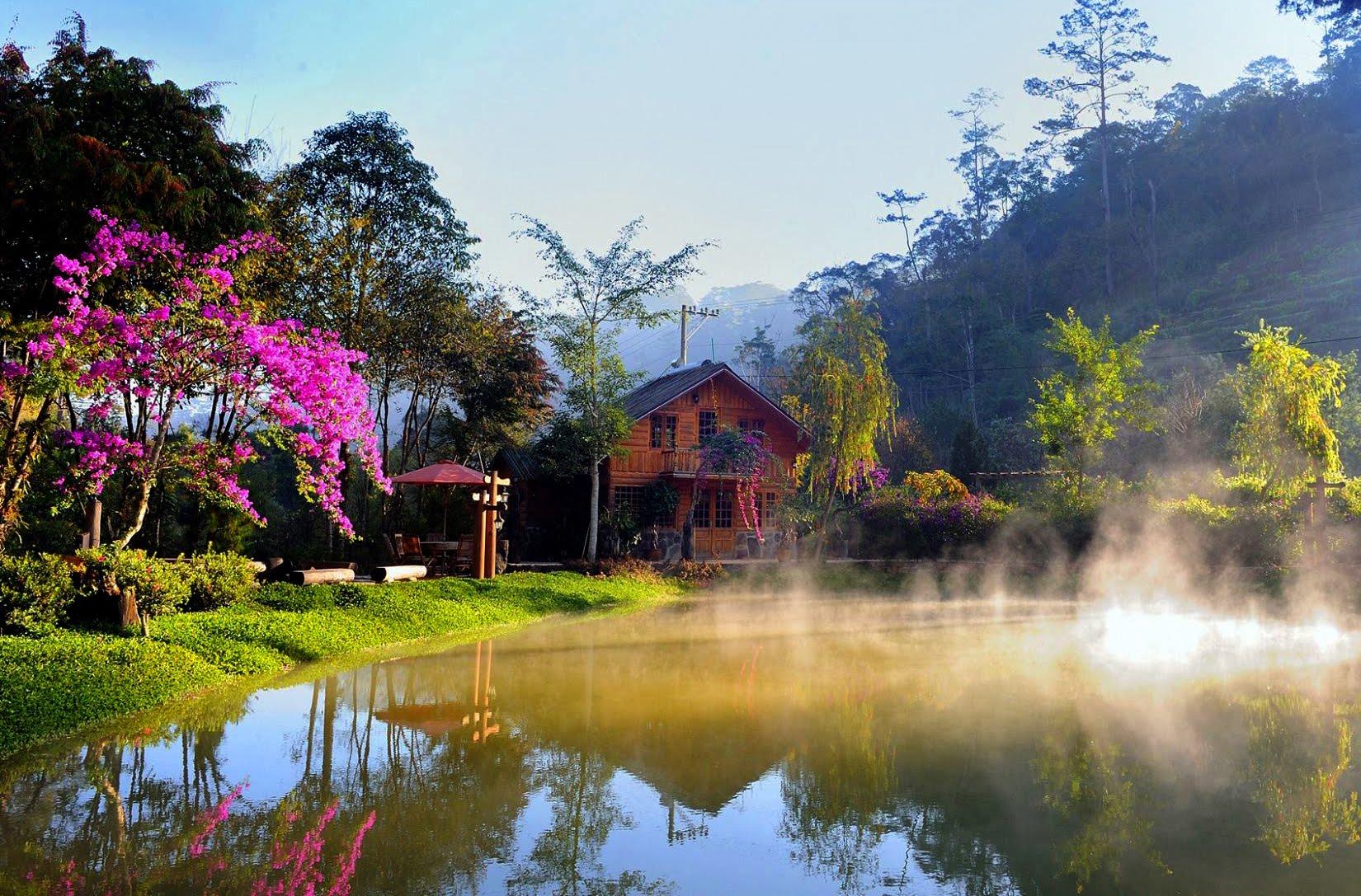 Ma rừng lữ quán đẹp mê hồn