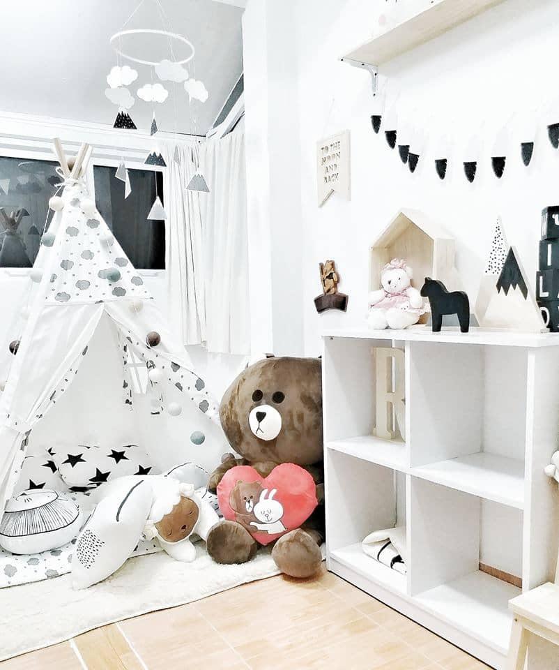 Phòng dorm ở Tigon