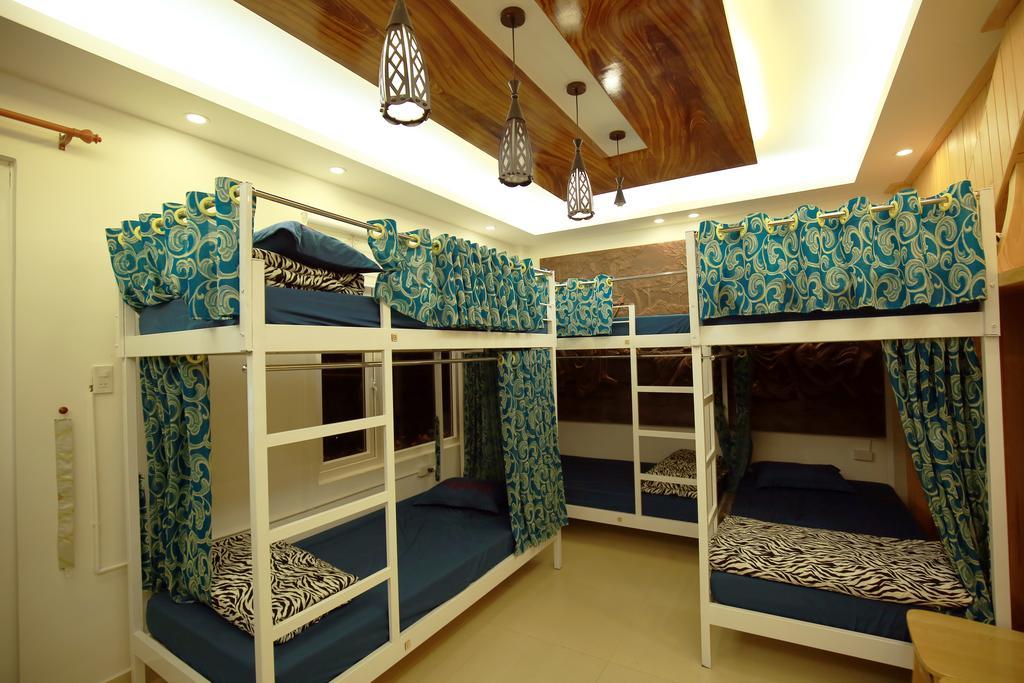 Phòng dorm độc đáo
