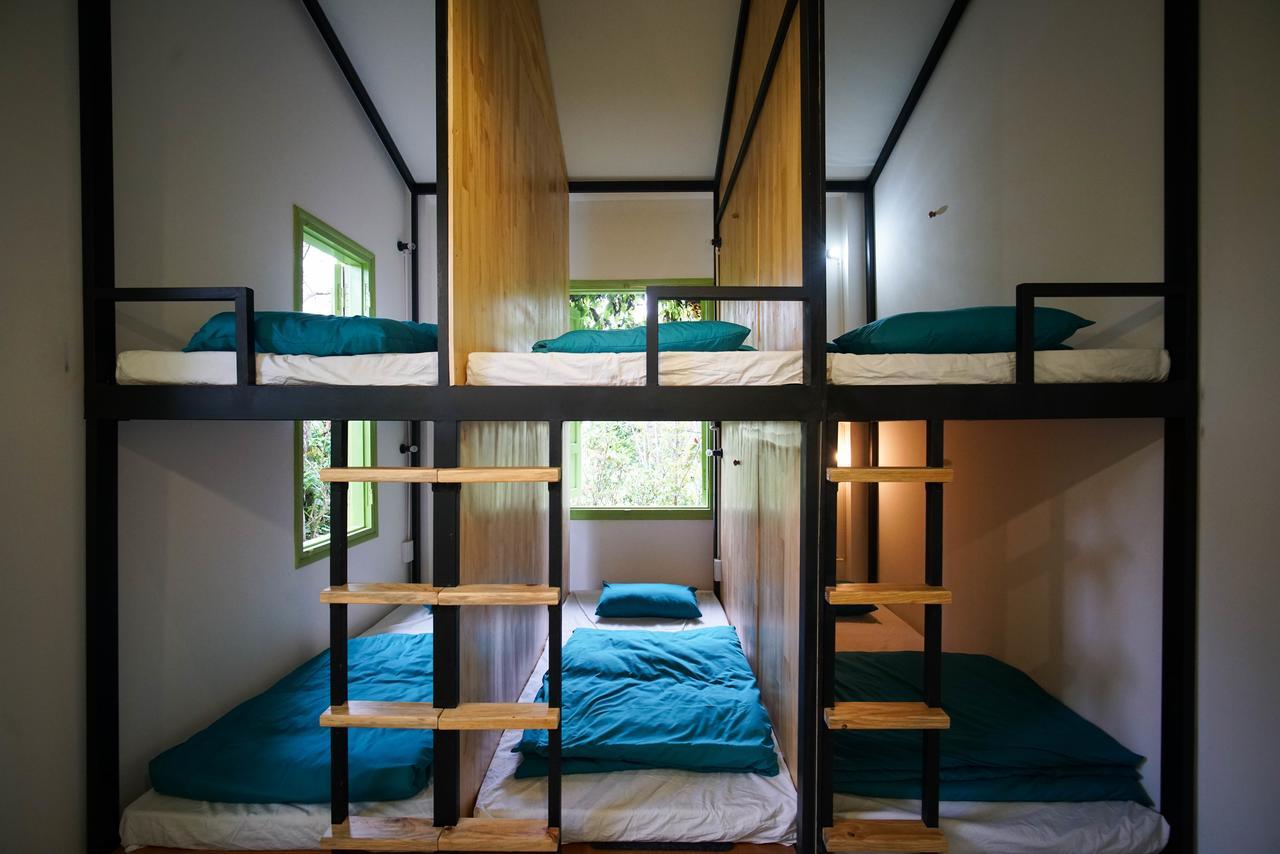 Phòng dorm đẹp đẽ