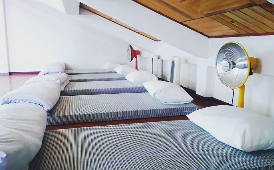Phòng dorm đẹp mắt
