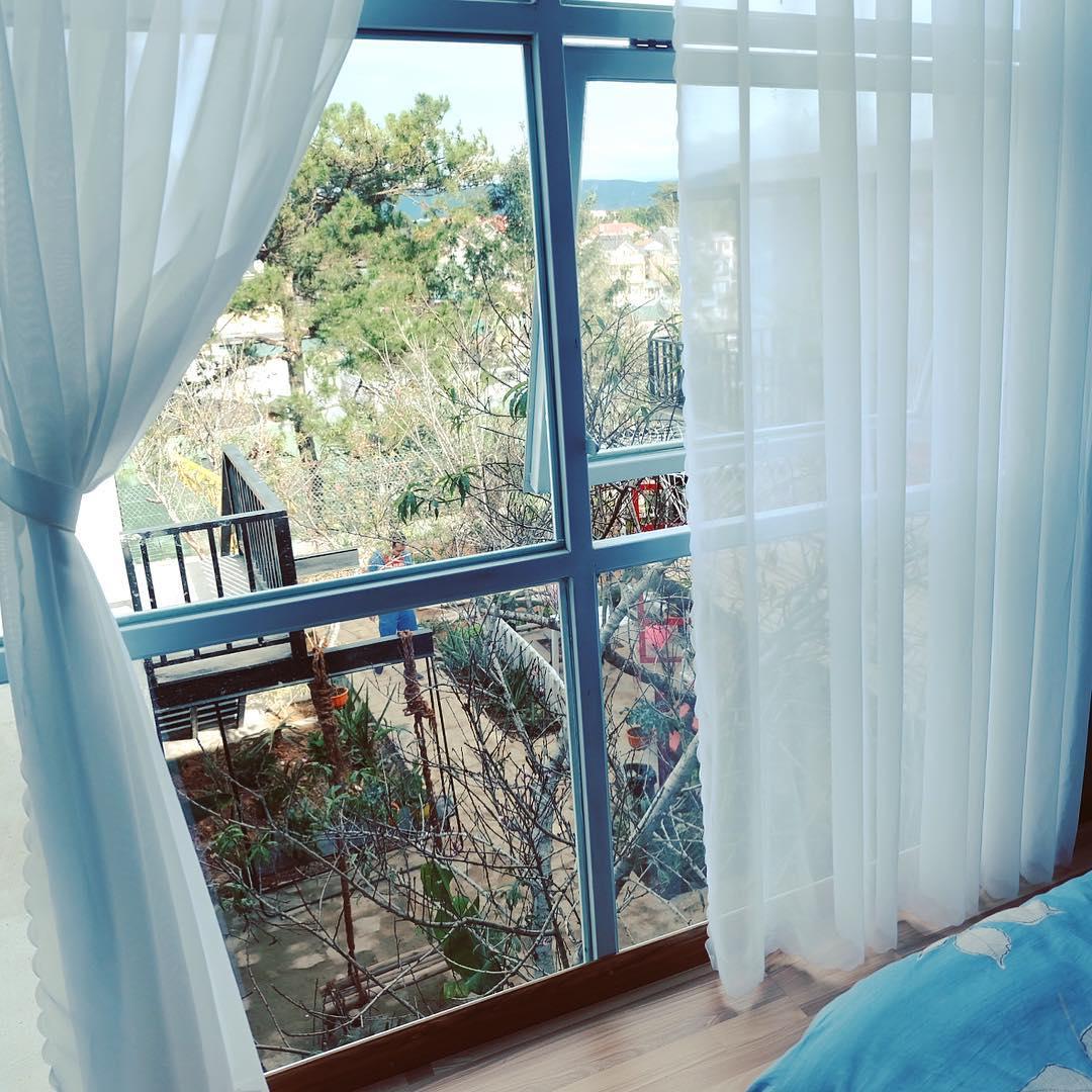 Phòng ngủ đẹp đẽ tại Utopia
