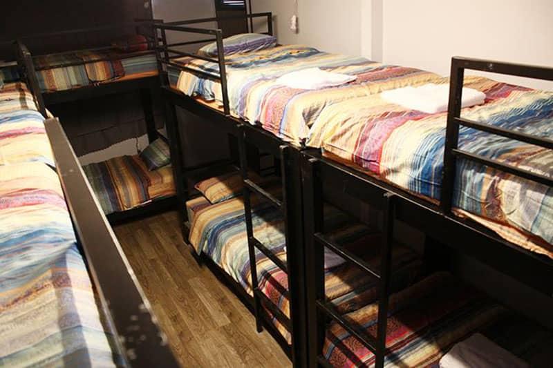 Phòng dorm ấm áp ở Yen Guest