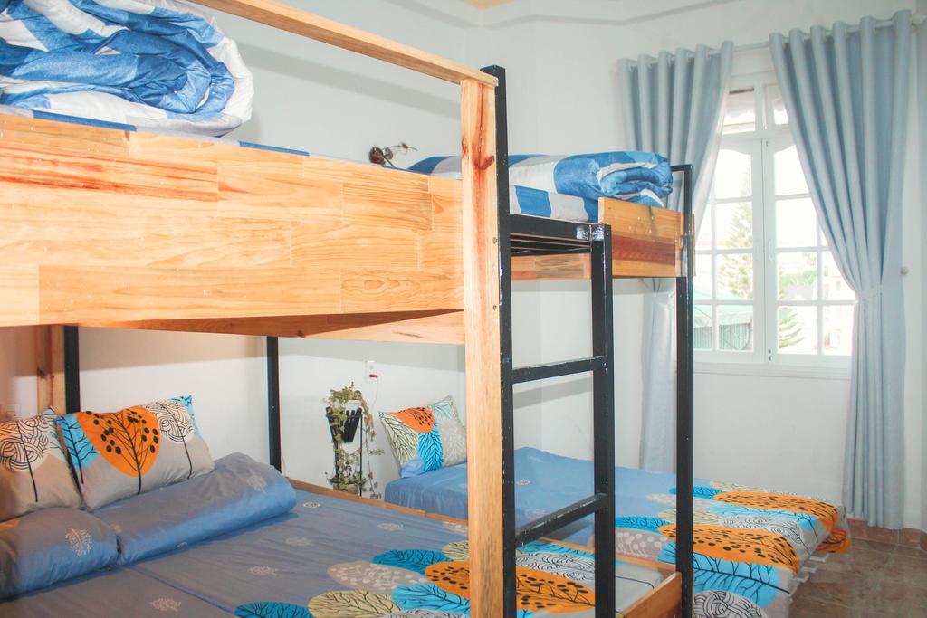 Phòng dorm được thiết kế giản dị mà bắt mắt