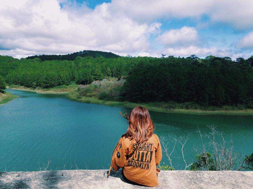 Đến hồ Tuyền Lâm để có những bức ảnh để đời nhé!
