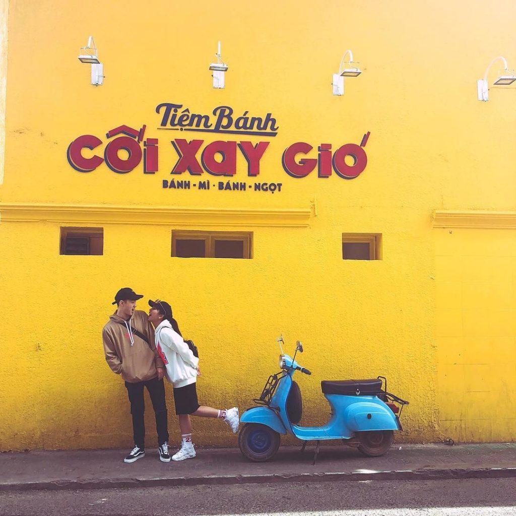 Nhà hàng Cối Xay Gió