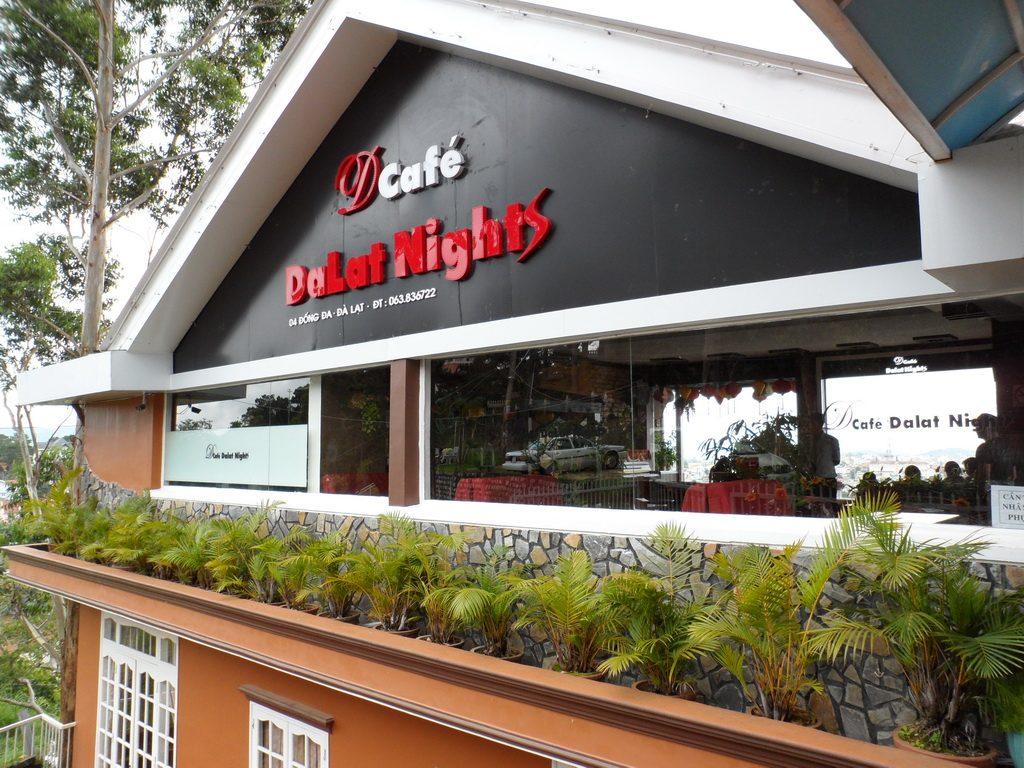 Dalat nights coffee