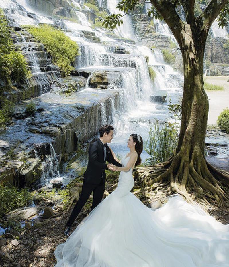 Nơi lí tưởng để có bộ ảnh cưới tuyệt đẹp