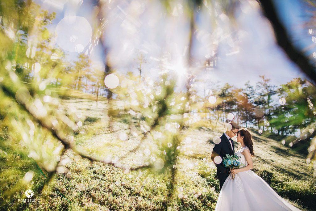 Ảnh cưới của Ròm studio