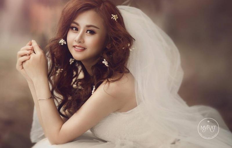 MyKat – make up cô dâu đẹp nhất
