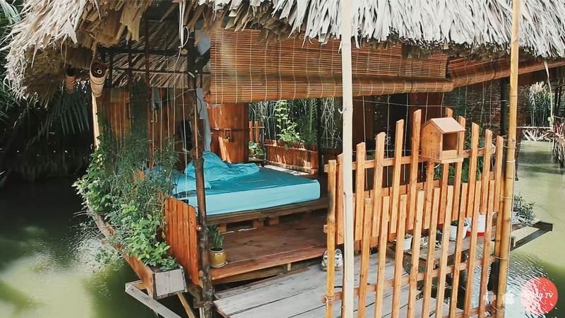 Cánh Đồng Hoa – Springfieil Cottage