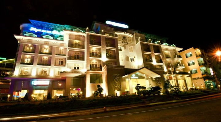 Khách sạn TTC Prenium Dalat