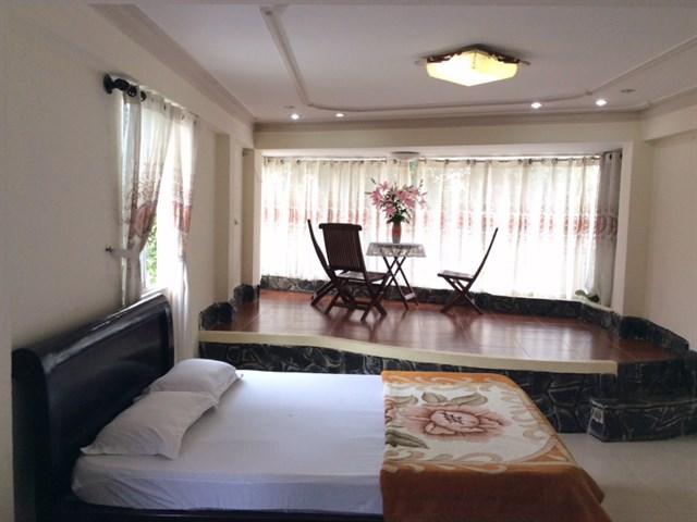 Khách sạn Đà Lạt có ưu điểm yên tĩnh, sạch sẽ