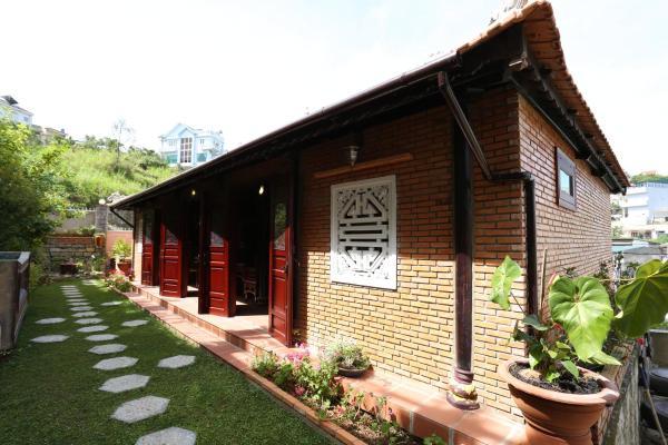 Thuê nguyên căn cho gia đình du lịch Đà Lạt tại Ruong Homestay.