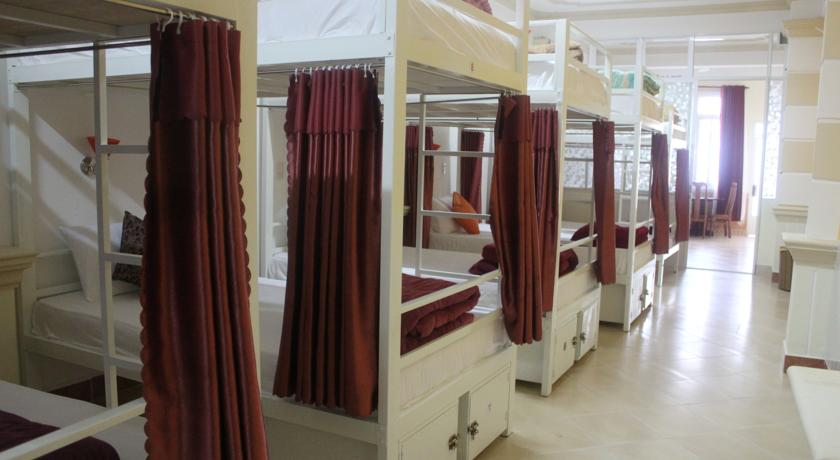 Phòng Dorm lưu trú tiết kiệm chi phí đáng kể.