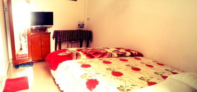 Khách sạn Thu Hà có phòng gia đình.