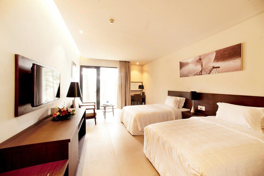 Phan Bội Châu là khung đường có nhiều khách sạn, nhà nghỉ đẹp giá rẻ.