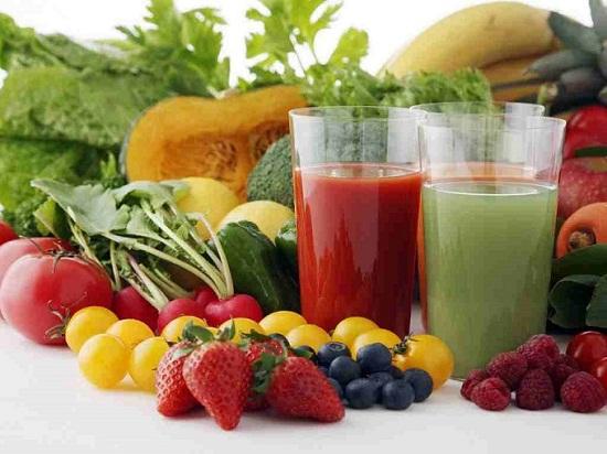 Tích cực bổ sung các loại vitamin và khoáng chất
